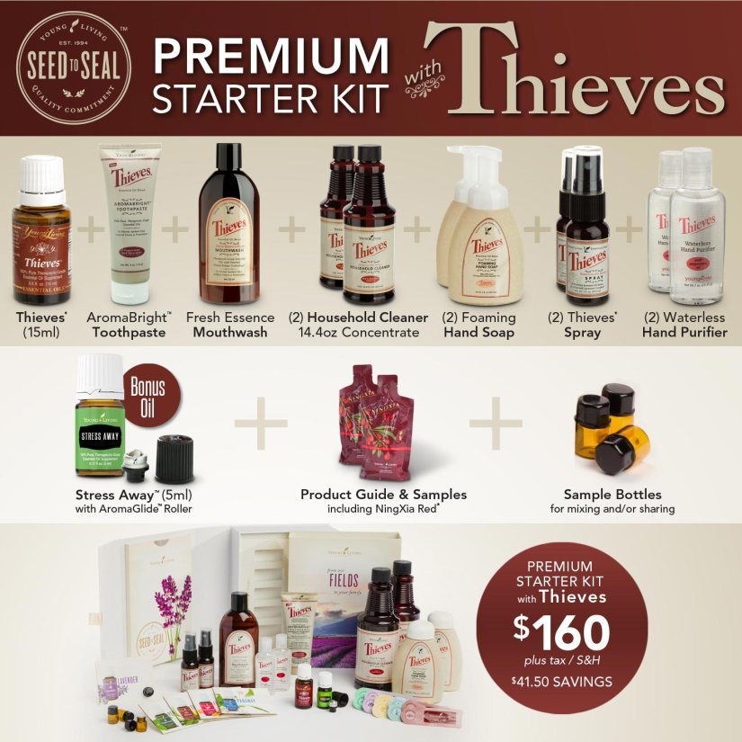 young-living-thieves-premium-starter-kit
